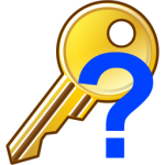 Lost-key-Icon
