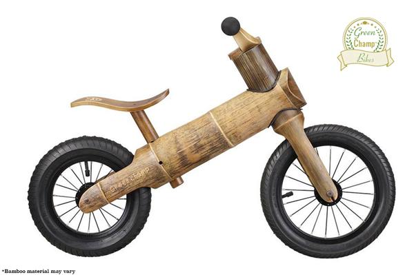 Lancering Greenchamp Bikes